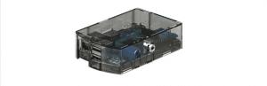 Raspberry Pi dans sa boîte HD