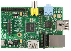 Raspberry Pi type B