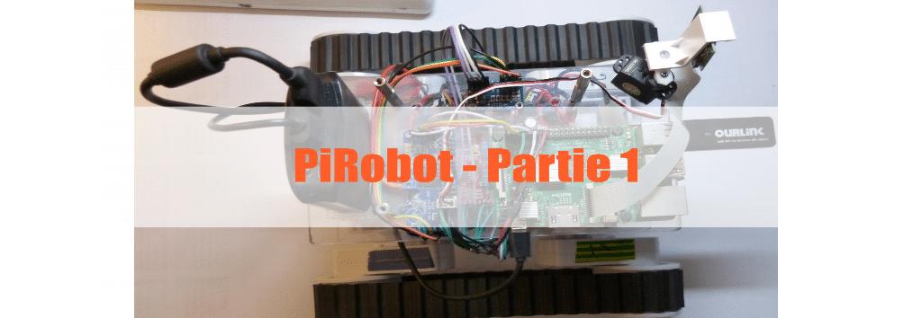 [PiRobot] Partie 1 – Nomenclature, plans et schémas