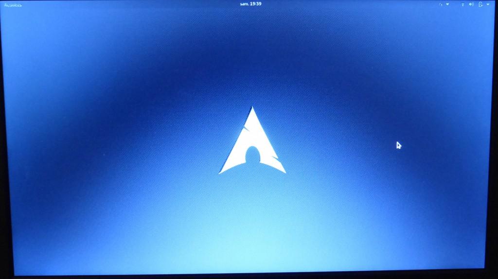 Adieu ArchLinux... ;-(