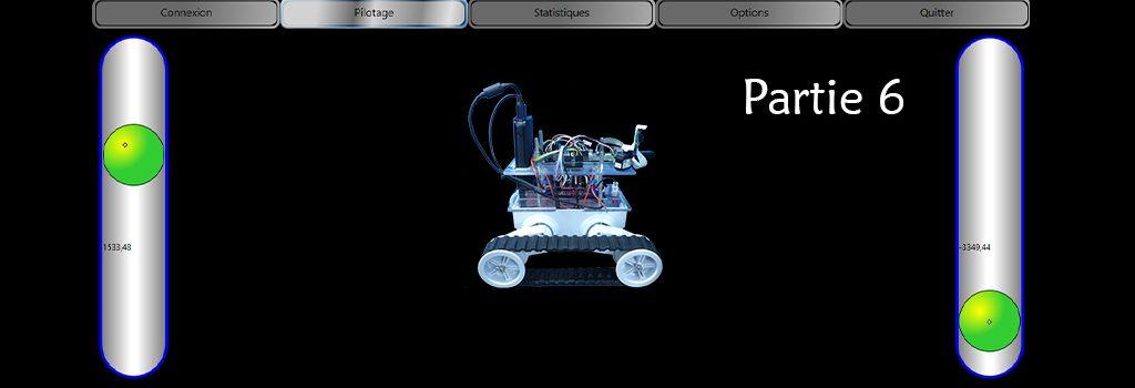 [PiRobot] Partie 6 – Nos propres «sliders» pour un contrôle des évenéments tactiles !  [C#/WPF]