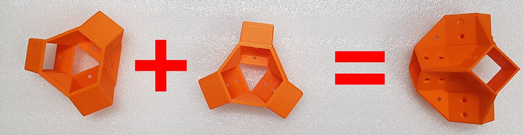 FUSION 360 – Fusionner 2 objets en 3D [6/10] [VIDEO]