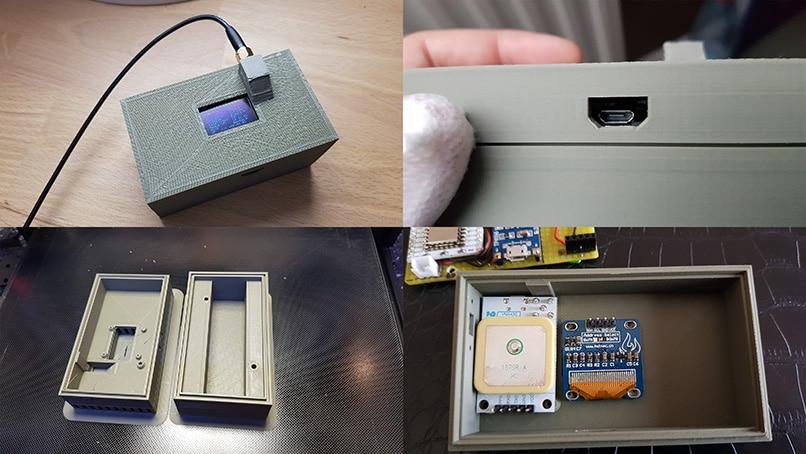 ESP8266 : Tuto programmation serveur web + GPS + Wi-Fi